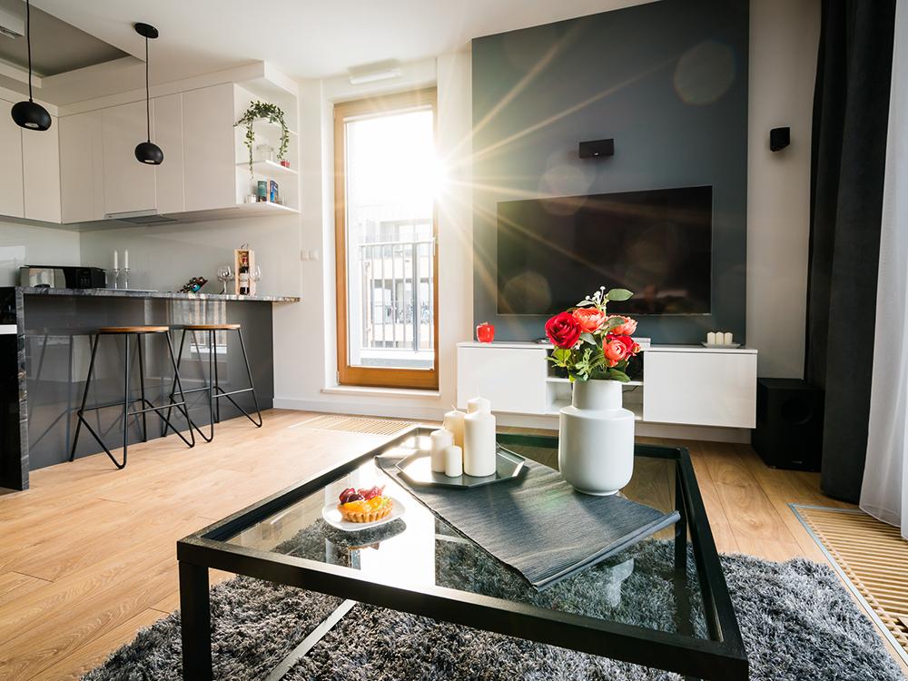 Mieszkanie dwupokojowe w centrum Krakowa