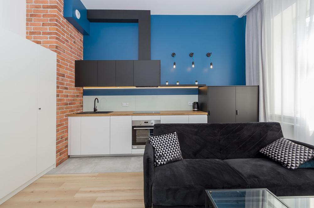 Mieszkanie na wynajem styl loft