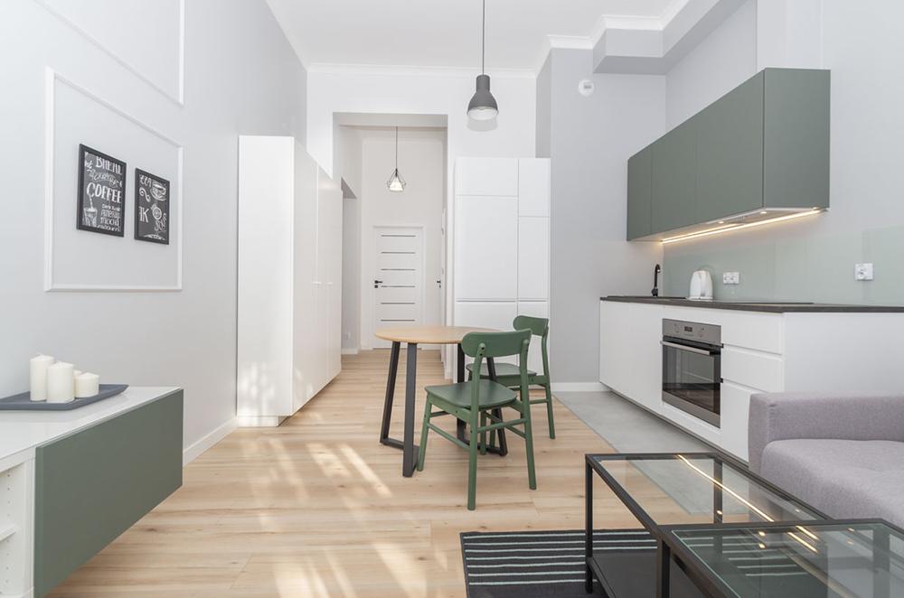 Mieszkanie na wynajem styl modern